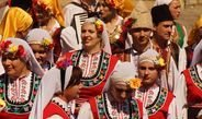 "<p>Bulgarians are one of the many ethnic minorities living in Ukraine's Black Sea region. Folklore groups from across southwestern Ukraine meet for the ""Day of Bulgarian Culture"".<br /><br />Photo: Simon Schlegel, Odessa, Ukraine, 2013<br />Max Planck Institute for Social Anthropology</p>"