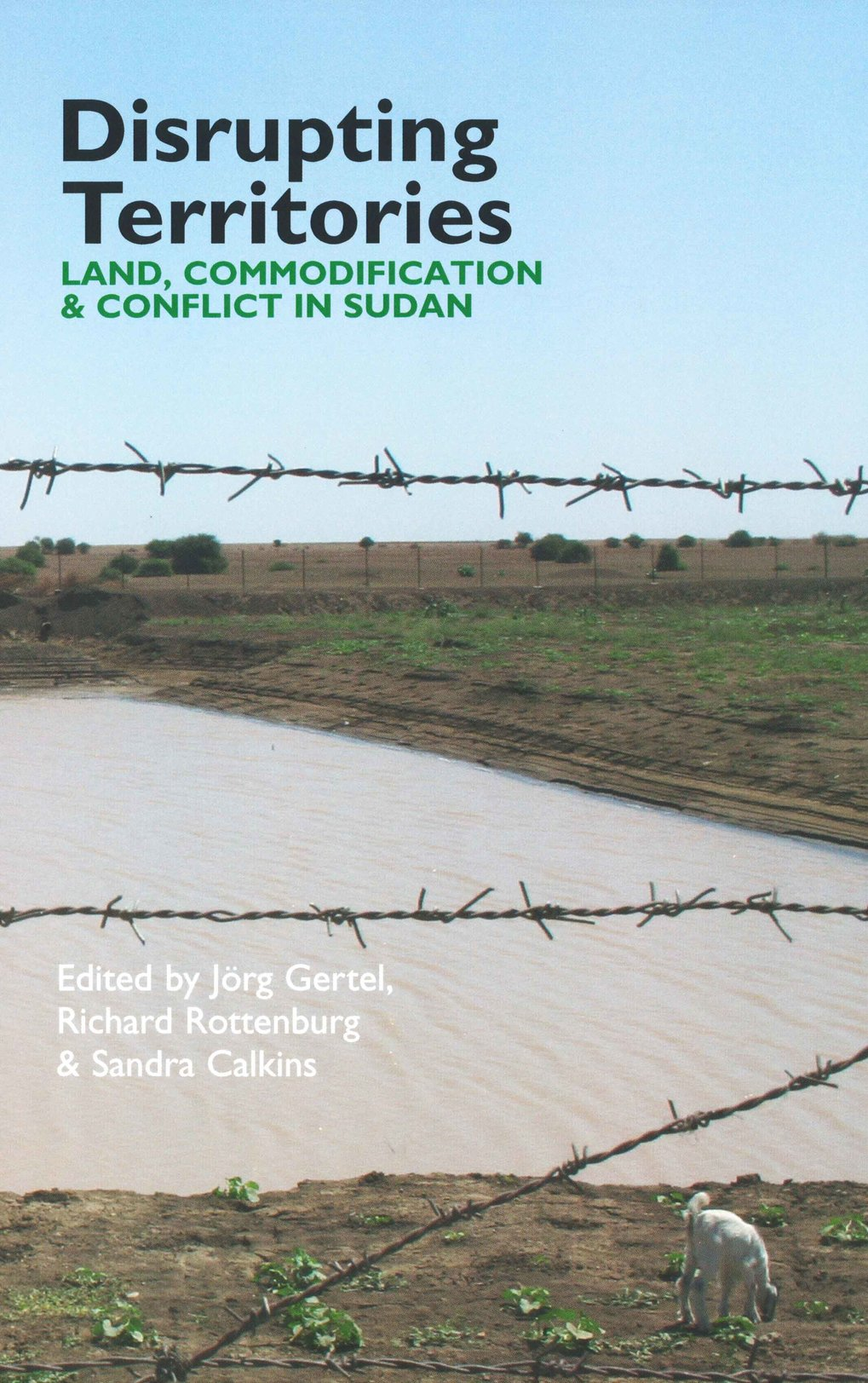 Disrupting Territories. Land, Commodification and Conflict in Sudan