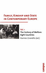 Family, Kinship and State in Contemporary Europe. Vol. I. The Century of Welfare: Eight Countries
