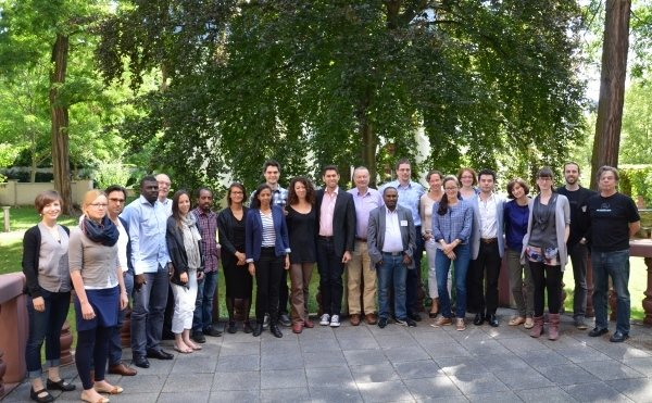 Group Photo at the IMPRS REMEP Summer School 2014