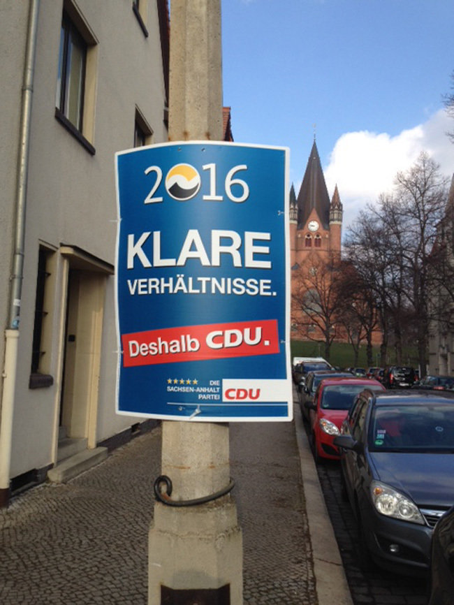 "<strong>Author: Chris Hann</strong><br />March 16, 2016<br /><br /> <div style=""text-align: justify;"">Regional elections in Germany have seldom if ever attracted as much attention as they did on Sunday 13th March, 2016. This was the first opportunity for the electorate to express its opinion about the ""refugee policy"" pursued by Chancellor Angela Merkel since early September 2015. Not only her own Christian Democratic Union but also the Social Democrats, her coalition partner in Berlin, lost votes to a new protest party, the Alternative for Germany. These ""Rechtspopulisten"" did especially well in Saxony-Anhalt, where I live. Rather than simply join the chorus of condemnation of this vile movement and celebrate the humanitarian altruism shown by the mainstream parties towards deserving foreigners, it behooves social scientists to analyze the deeper causes and consequences of both the voting and the migration patterns.<br /><br /></div>"