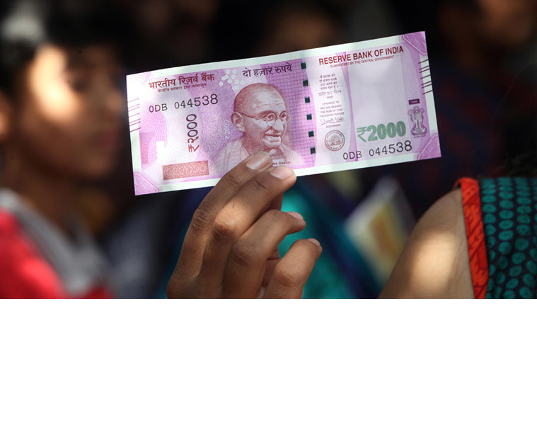 <strong>Author: Sudeshna Chaki</strong><br />January 4, 2017<br /><br />What happens when a predominantly cash based economy scraps two of its most widely circulated notes overnight? In this short analysis of India's recent demonetization I offer some insight into a topic which is likely to have a big effect on people's morality and livelihoods - both immediately and in the long run.<br /><br />Photo: The newly introduced ₹2000 note. (indiaexpress.com)<br /><br />