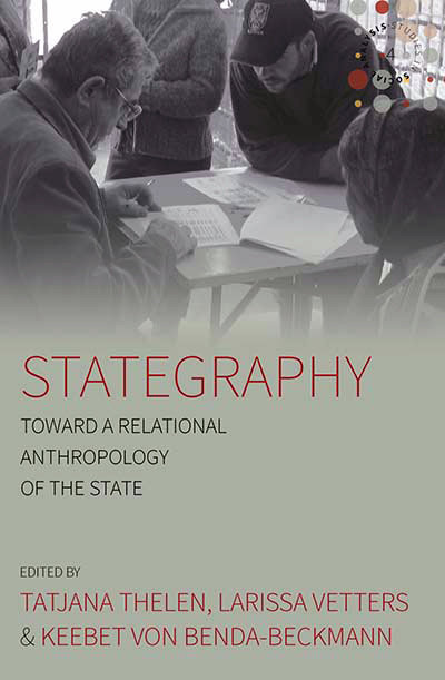 Stategraphy: Toward a relational anthropology of the state