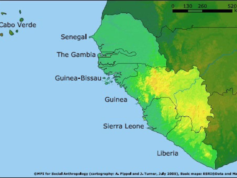 "Research Region ""Upper Guinea Coast"""