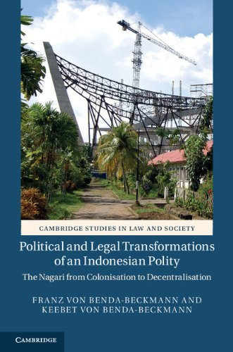 Political and Legal Transformations of an Indonesian Polity. The nagari from colonisation to decentralisation