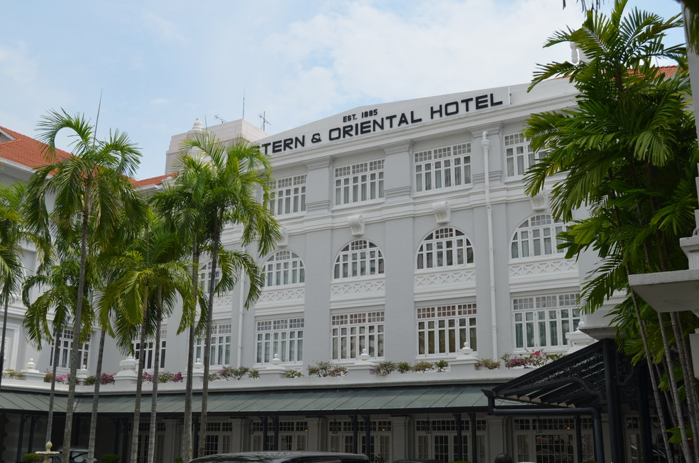 The Eastern and Oriental Hotel
