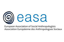 "<strong>Autor: Chris Hann</strong><br />22 August 2018<br /><br /> <div style=""text-align: justify;"">The 2018 conference of the European Association of Social Anthropologists was an opportunity for members of the ""Realising Eurasia"" project to disseminate their research. It also prompted one participant to reflect on continuing regional imbalance within the discipline and on ambivalences when it comes to engaging with contemporary issues of public concern.</div> <br />Image: Official logo of the European Association of Social Anthropologists (<a href=""#__target_object_not_reachable"">https://www.easaonline.org/</a>).<br /><br />"