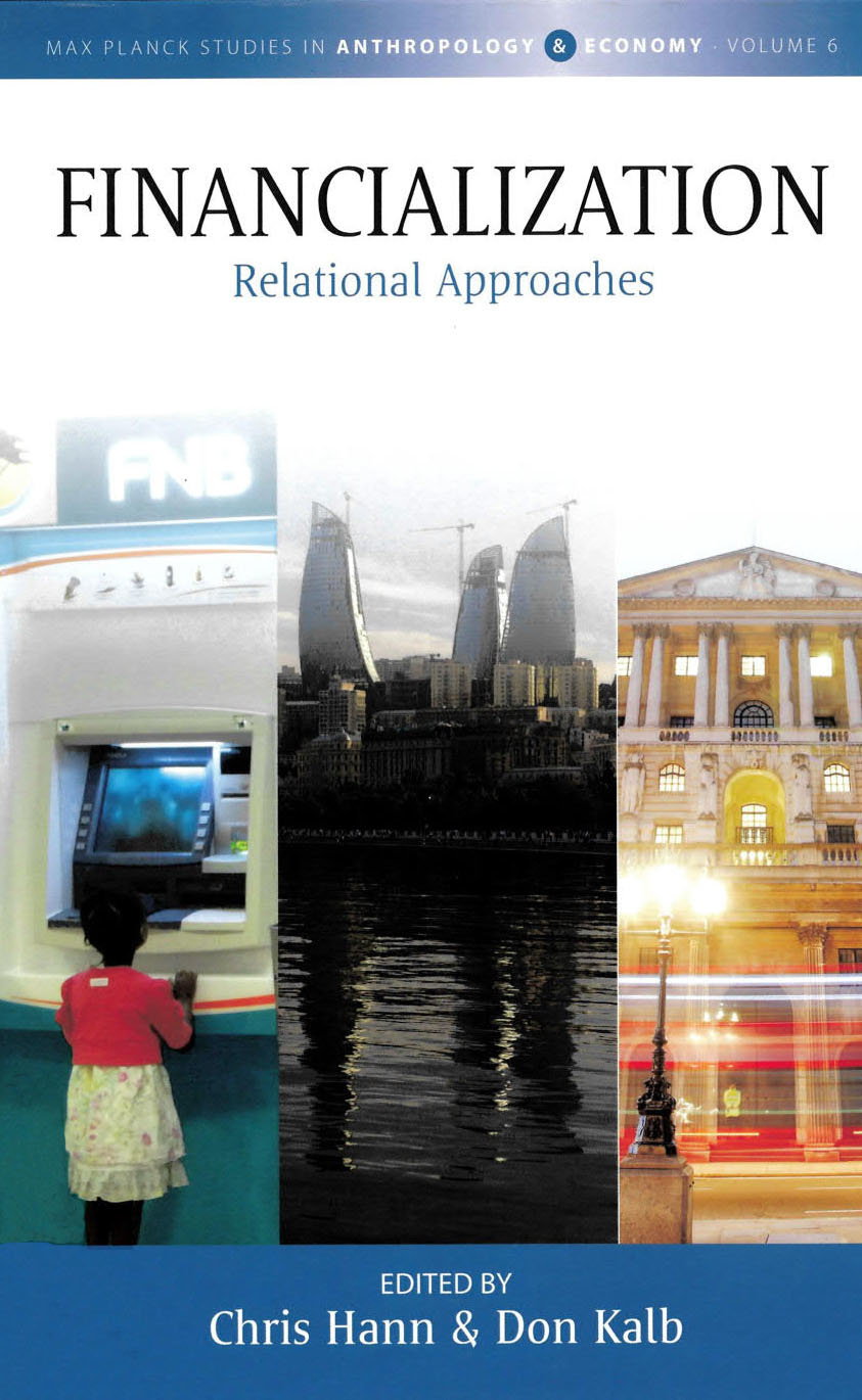 Financialization: relational approaches