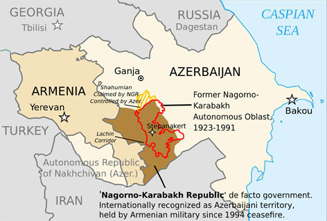 Understanding a world area in crisis: thoughts on the recent clashes in Nagorno Karabakh